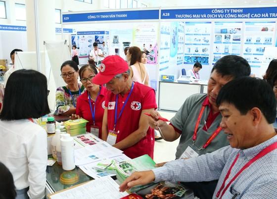 150 doanh nghiệp trong và ngoài nước triển lãm quốc tế về Y dược ảnh 4