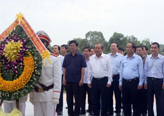 Phó Thủ tướng Trương Hòa Bình kiểm tra công tác cải cách hành chính tại Quảng Nam ảnh 3