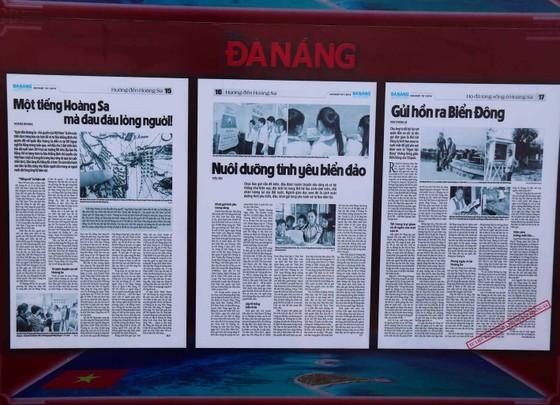 """284 bài báo, tư liệu được trưng bày tại Triển lãm """"Tư liệu báo chí về Hoàng Sa"""" ảnh 5"""