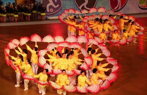 Đà Nẵng khai mạc Đại hội Thể dục Thể thao lần thứ VIII ảnh 1
