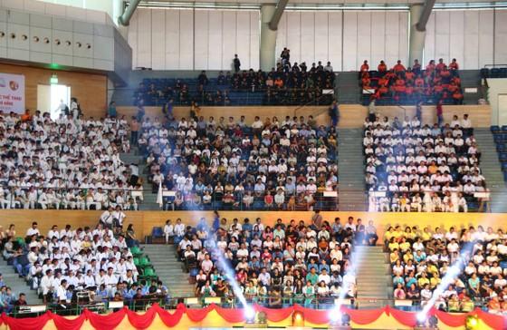 Đà Nẵng khai mạc Đại hội Thể dục Thể thao lần thứ VIII ảnh 7