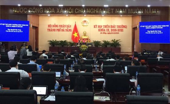 Đà Nẵng họp bất thường bầu bổ sung nhiều ủy viên UBND thành phố Đà Nẵng ảnh 1