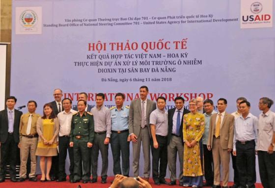 Xử lý thành công hơn 90.000 m³ bùn đất nhiễm dioxin tại sân bay Đà Nẵng ảnh 3