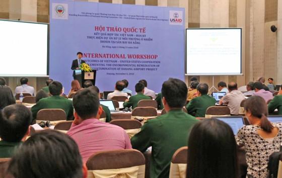 Xử lý thành công hơn 90.000 m³ bùn đất nhiễm dioxin tại sân bay Đà Nẵng ảnh 2