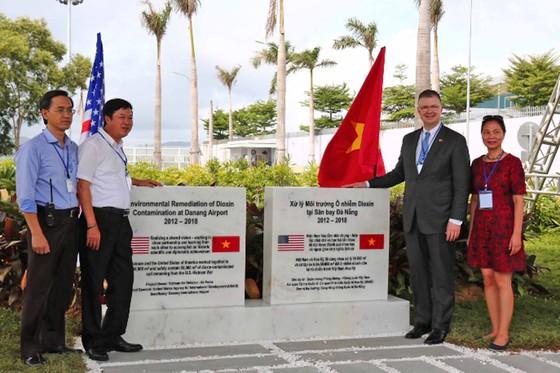 Hoàn thành xử lý ô nhiễm dioxin tại sân bay Đà Nẵng ảnh 7