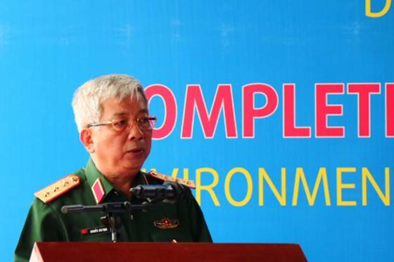 Hoàn thành xử lý ô nhiễm dioxin tại sân bay Đà Nẵng ảnh 2