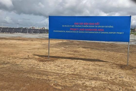 Hoàn thành xử lý ô nhiễm dioxin tại sân bay Đà Nẵng ảnh 4