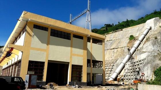 Thủy điện Sông Bung 2 tích nước trở lại sau sự cố bục vỡ cửa van ảnh 2