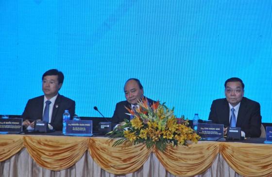 Thủ tướng Chính phủ Nguyễn Xuân Phúc tham dự Diễn đàn Thanh niên khởi nghiệp 2018 ảnh 2