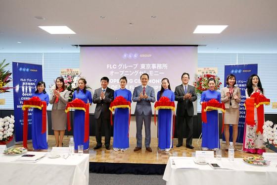 Nguyên đại sứ Nhật Bản tại Việt Nam làm Trưởng văn phòng đại diện của FLC  ảnh 1