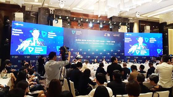 Tìm giải pháp cho phát triển thị trường vốn, tài chính Việt Nam ảnh 1