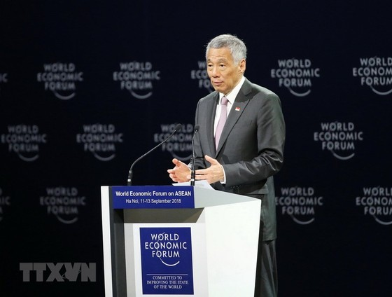 Phiên khai mạc toàn thể WEF ASEAN: Việt Nam đưa sáng kiến hoà mạng di động một giá cước toàn ASEAN ảnh 2