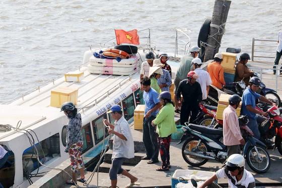 Ảnh hưởng bão, tàu cao tốc Kiên Giang ngưng chạy tuyến biển ảnh 2