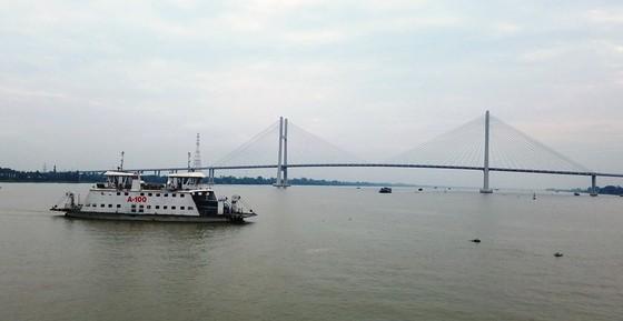 Khánh thành cầu Cao Lãnh nối đôi bờ sông Tiền  ảnh 3