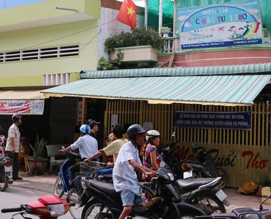 3 trẻ nhỏ ở An Giang bị bảo mẫu bạo hành  ảnh 4