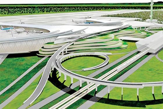 Lấy ý kiến về kiến trúc Cảng Hàng không Long Thành ảnh 1