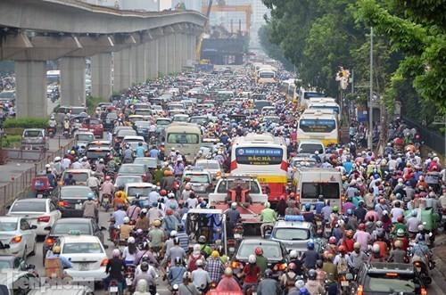 Thưởng giải pháp chống tắc đường: Thêm điểm tắc ảnh 1