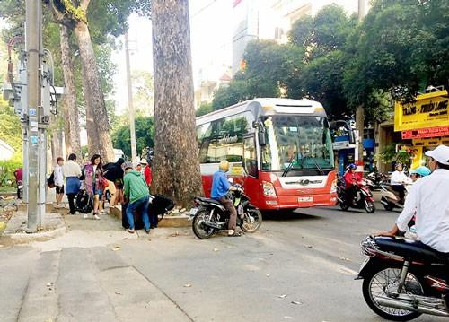 Xử lý dứt điểm xe dù, ưu tiên xe buýt ảnh 1