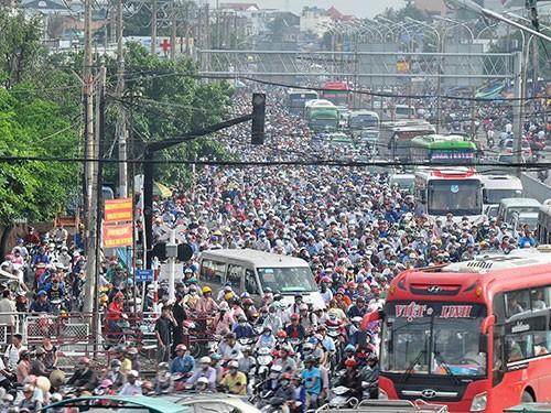 Hóa giải ma trận giao thông Hà Nội, TPHCM ảnh 1