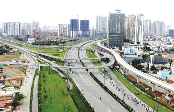 Đưa thành phố phát triển đột phá ảnh 1