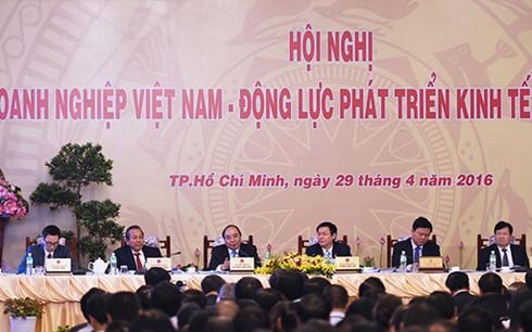 Chuẩn bị Hội nghị Thủ tướng gặp DN lần 2 ảnh 1