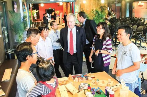 Tín hiệu tốt cho start up Việt ảnh 1