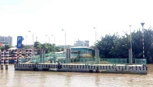 TPHCM đưa vào sử dụng 11 bến du lịch đường thủy ảnh 1