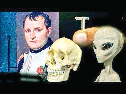 Bí ẩn người ngoài hành tinh (K1): Theo dấu lịch sử ảnh 1