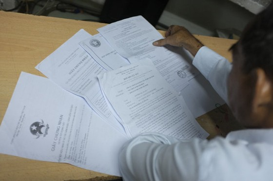 TPHCM: Tạo thông thoáng trong giải quyết hồ sơ ảnh 1