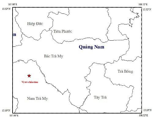 Động đất kèm tiếng nổ ở Quảng Nam, dân tháo chạy ảnh 1