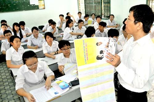 Khoảng 20.000 học sinh sẽ rớt lớp 10 công lập ảnh 1