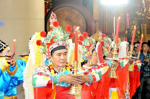 TPHCM tổ chức trọng thể lễ Giỗ Tổ Hùng Vương ảnh 2
