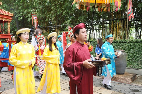TPHCM tổ chức trọng thể lễ Giỗ Tổ Hùng Vương ảnh 4