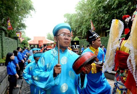 TPHCM tổ chức trọng thể lễ Giỗ Tổ Hùng Vương ảnh 5