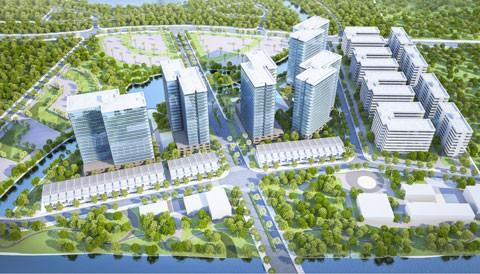 Nam Long phát triển dự án Mizuki Park quy mô 26ha ảnh 1