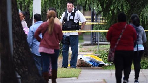Xả súng tại California, 3 người thiệt mạng ảnh 1