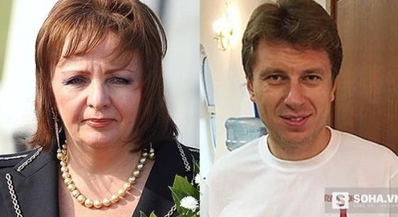 Vợ cũ của ông Putin tái hôn ảnh 1