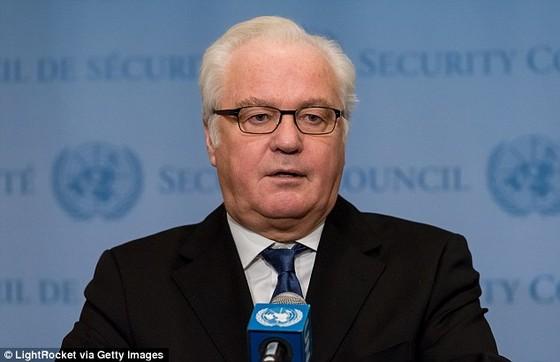 Đại sứ Nga tại LHQ đột tử ảnh 1