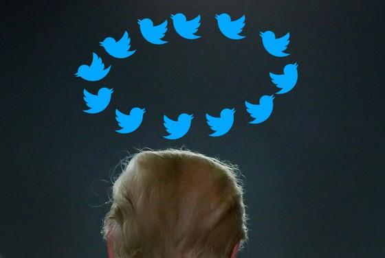 Kiếm tiền từ những dòng tweet của Trump ảnh 1