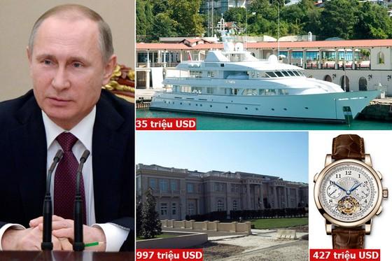 Putin bị công kích ảnh 1