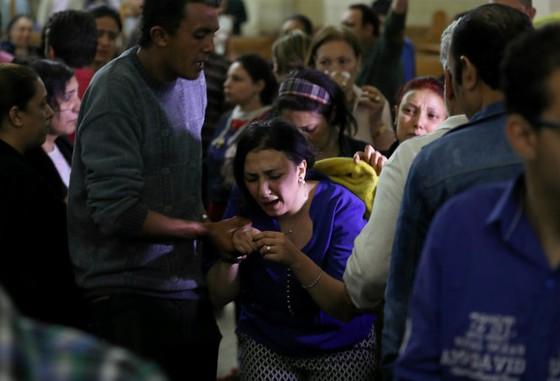 Ai Cập ban bố tình trạng khẩn cấp ảnh 1