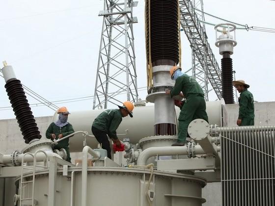 NPT đóng điện tuyến 500kV đi Cầu Bông ảnh 1