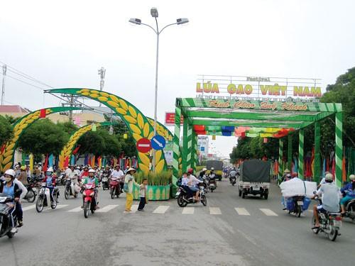 Bãi Xàu trong Lễ hội gạo quốc gia ảnh 2