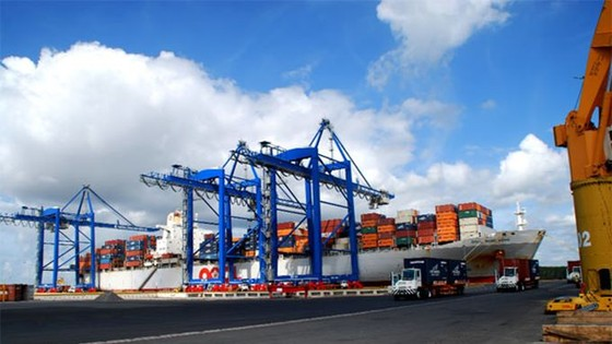 6.000 tỷ đồng luồng tuyến tàu biển Cái Mép-Thị Vải ảnh 1