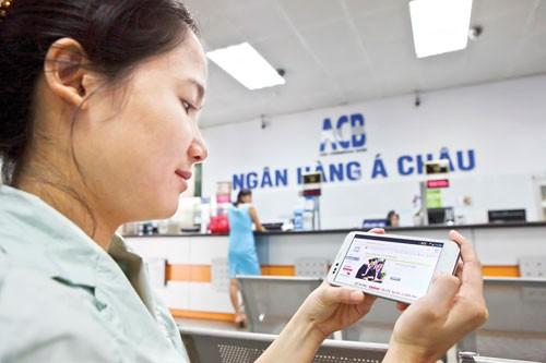 ACB Online mang tiện ích mới cho doanh nghiệp ảnh 1