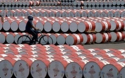 Giá dầu thế giới xuống thấp nhất 3 tuần ảnh 1