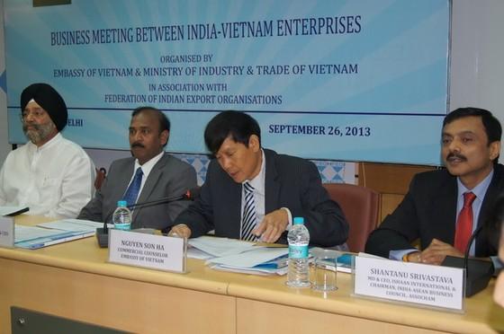 Thương mại Việt-Ấn sẽ vượt 5 tỷ USD ảnh 1