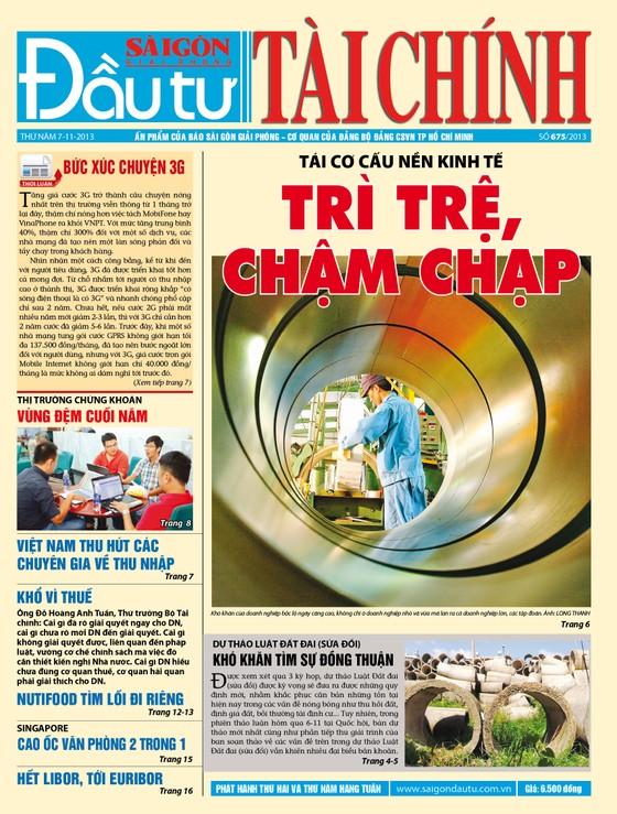 Đón đọc ĐTTC phát hành sáng thứ năm 7-11 ảnh 1