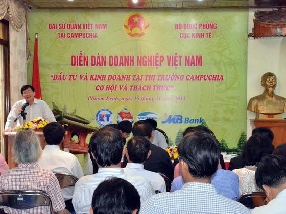 Campuchia thông qua nghị định thư đầu tư với Việt Nam ảnh 1