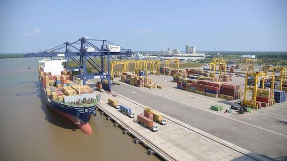 Luồng Soài Rạp đón tàu lớn vào TPHCM ảnh 1